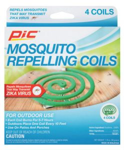 Mosquito Coil Holder each coil burns for 5-7 hours 4 Mosquito Repellent Coils