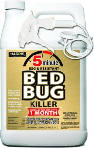 5 Best Residual Bed Bug Spray 2020
